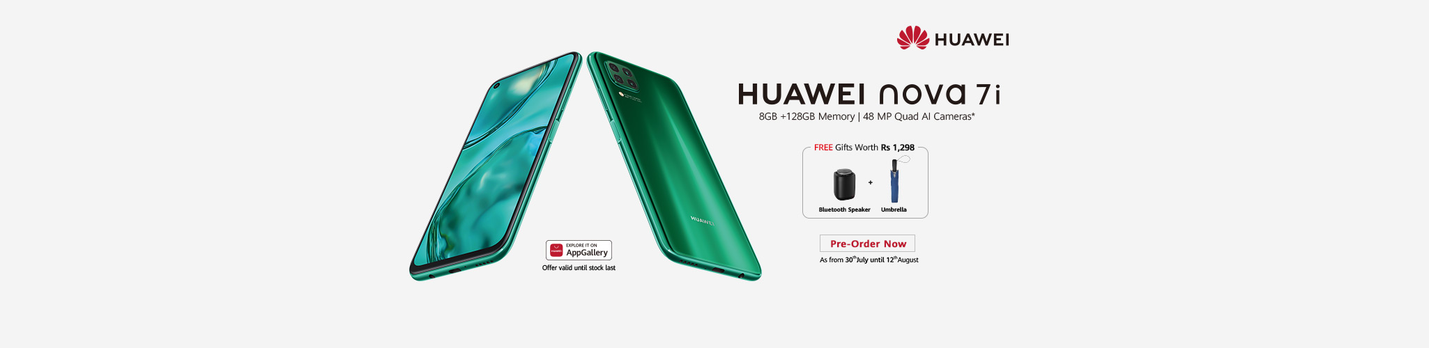 Huawei nova7i