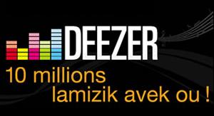 deezer pic