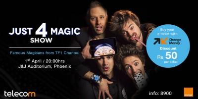 just-4-magic-show-achetez-vos-billets-avec-orange-money-et-economisez-rs-50-par-billet
