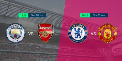 man-city-v-s-arsenal-et-chelsea-v-s-man-united-en-direct-sur-my-t-ce-week-end-nbsp