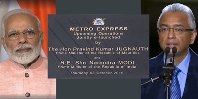 joint-e-launching-of-metro-express-and-ent-hospital-by-prime-minister-jugnauth-and-shri-narendra-modi