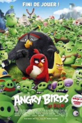 Angry Birds : Le Film (3 D)