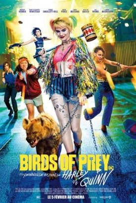 Birds Of Prey (et La Fabuleuse Histoire D' Harley Quinn)