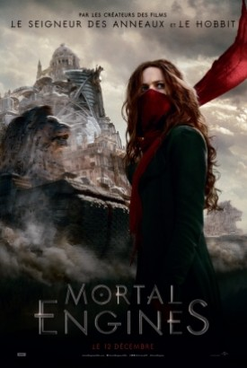 Mortal Engines (3 D)