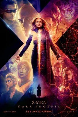 X-men : Dark Phoenix (3 D)