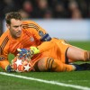 Bayern Munich\'s Germany goalkeeper Manuel Neuer had a busy night at Anfield as Liverpool fired in 15 shots on goal, compared to nine by the Germans, in Tuesday\'s goalless draw in the Champions League last 16, first leg tie.