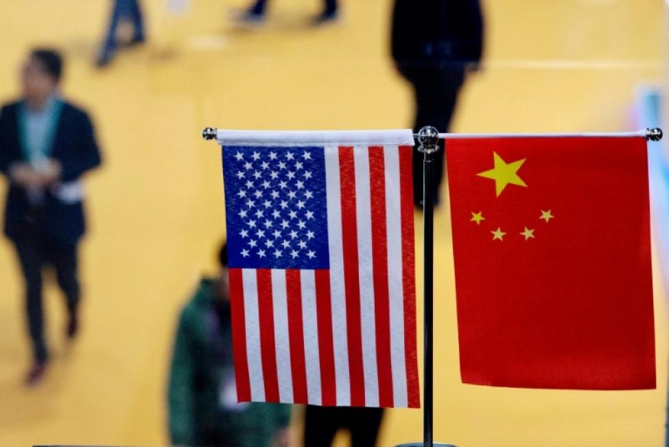Pendant la première Exposition internationale sur les importations en Chine à Shanghai, en novembre 2018