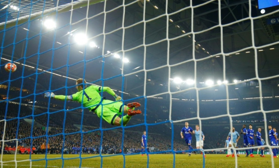 Sane Sorry For Stunning Free Kick Against Ex Club Schalke
