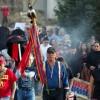 Manifestation de protestation contre l\'oléoduc le 10 mars 2017 à Denver, dans le Colorado