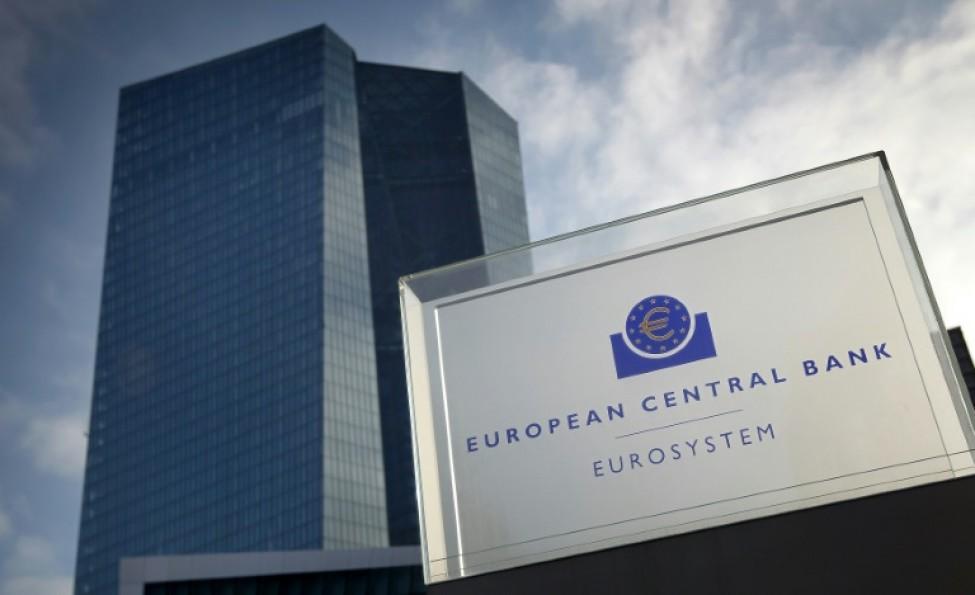 Le siège de la BCE, le 23 janvier 2020 à Francfort