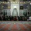 Prière à la mosquée Nizamiye de Midrand, à Johannesburg, le 16 mai 2018