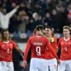 Seferovic hat-trick helps Swiss stun Belgium to reach semis