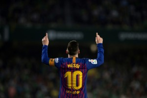 Messi and Ibrahimovic nominated for FIFA goal of the year