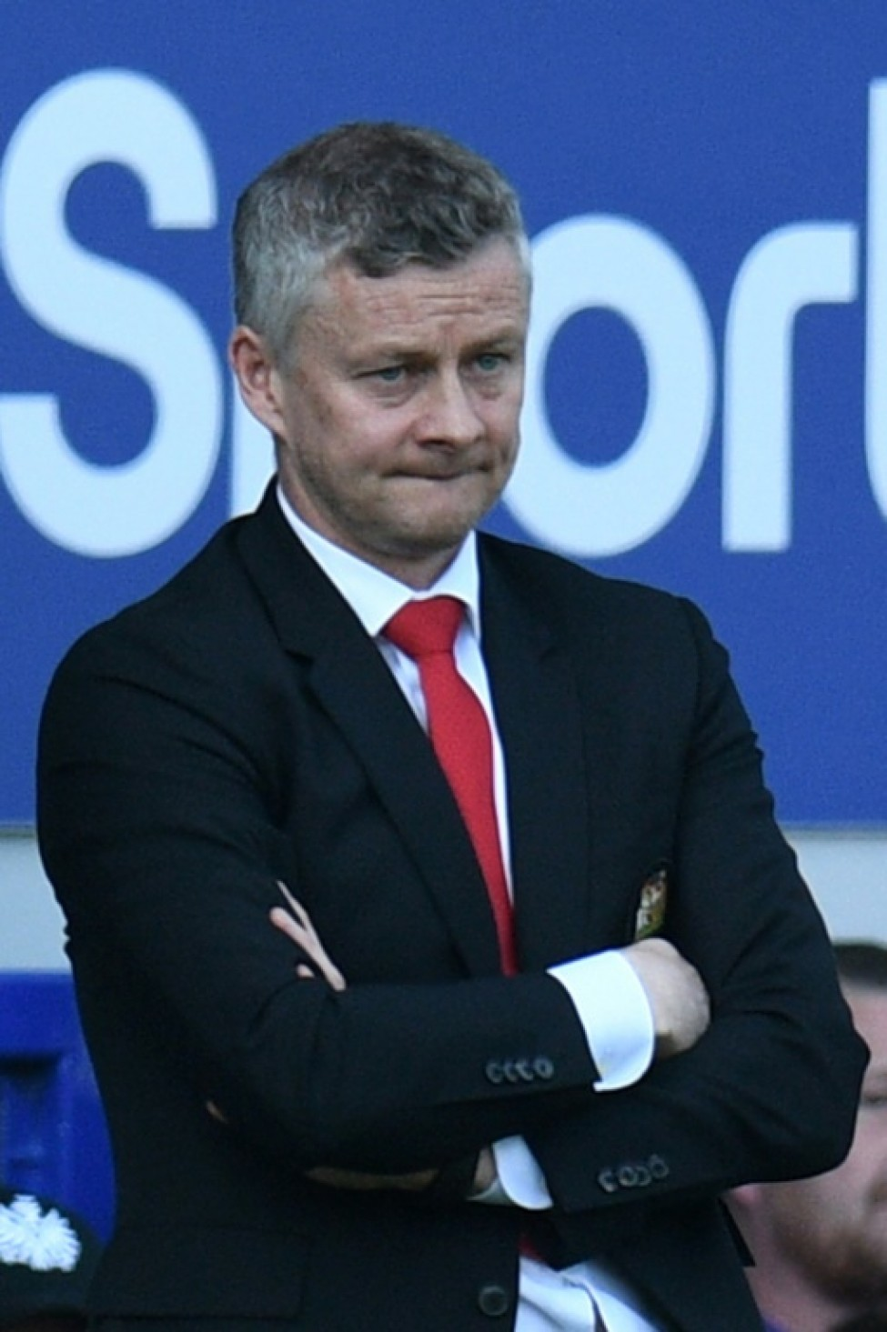 Ole Gunnar Solskjaer witnessed Manchester United\'s heaviest defeat to Everton in 35 years