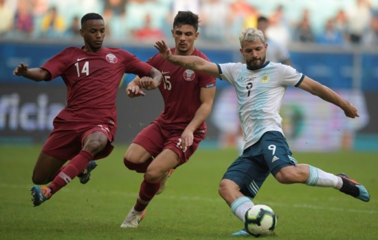 Qatar future bright after tough Copa America debut