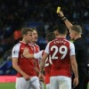 Arsenal fined over Leicester ref rage