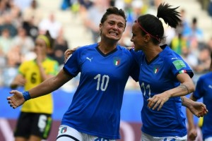 Juventus, the beating heart of Italy's Women's World Cup team