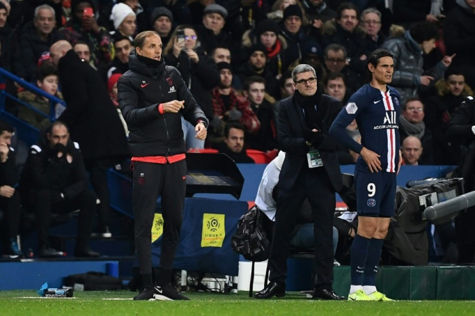 Edinson Cavani has been used sparingly by Paris Saint-Germain coach Thomas Tuchel this season and looks set to leave the club before the January window closes