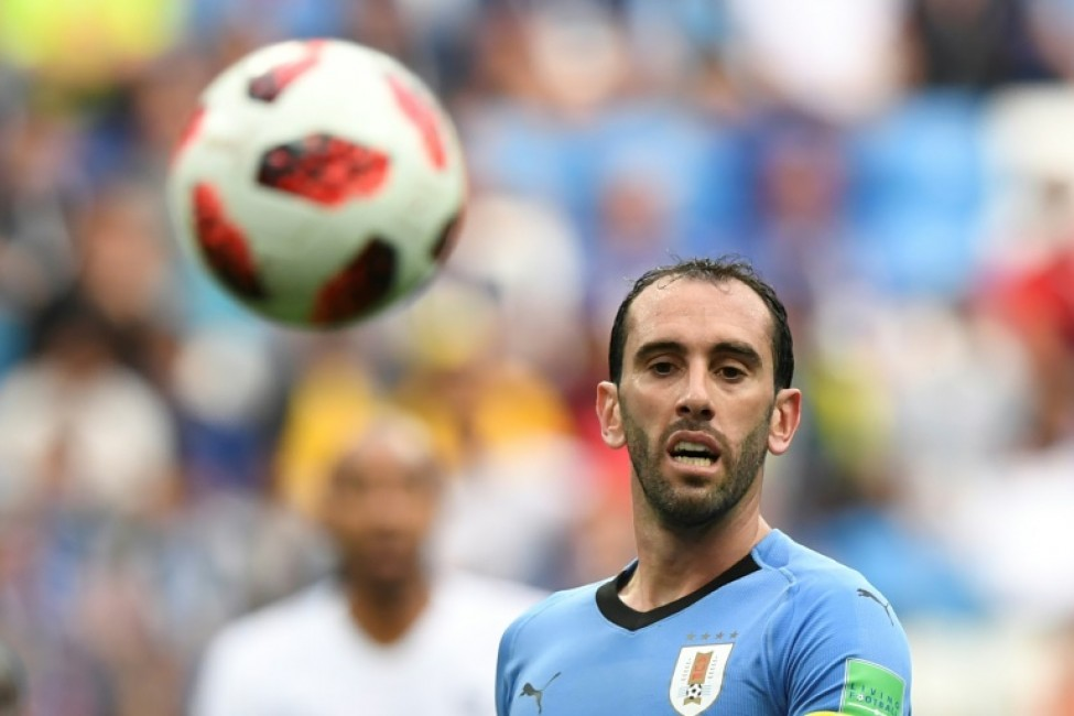 9f02f62fec8 Godin captained Uruguay in their run to this year  s World Cup quarter-