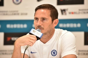 Lampard 'won't look backwards' as he takes over Chelsea