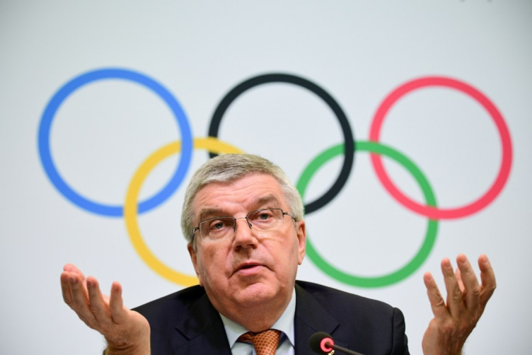 IOC president Thomas Bach has asked Senegal to cooperate in the ingoing corruption investiation in athletics