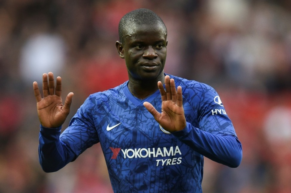 Chelsea coach Frank Lampard was waiting to make a decision on N\'Golo Kante\'s fitness for the Super Cup after the Frenchman picked up a knock against Manchester United at the weekend