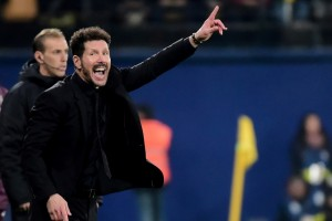 Atletico title hopes suffer another blow after Villarreal draw