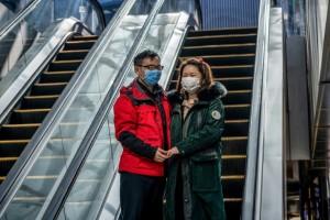 Coronavirus: deuxième mort d'un Européen, l'inquiétude monte hors de Chine