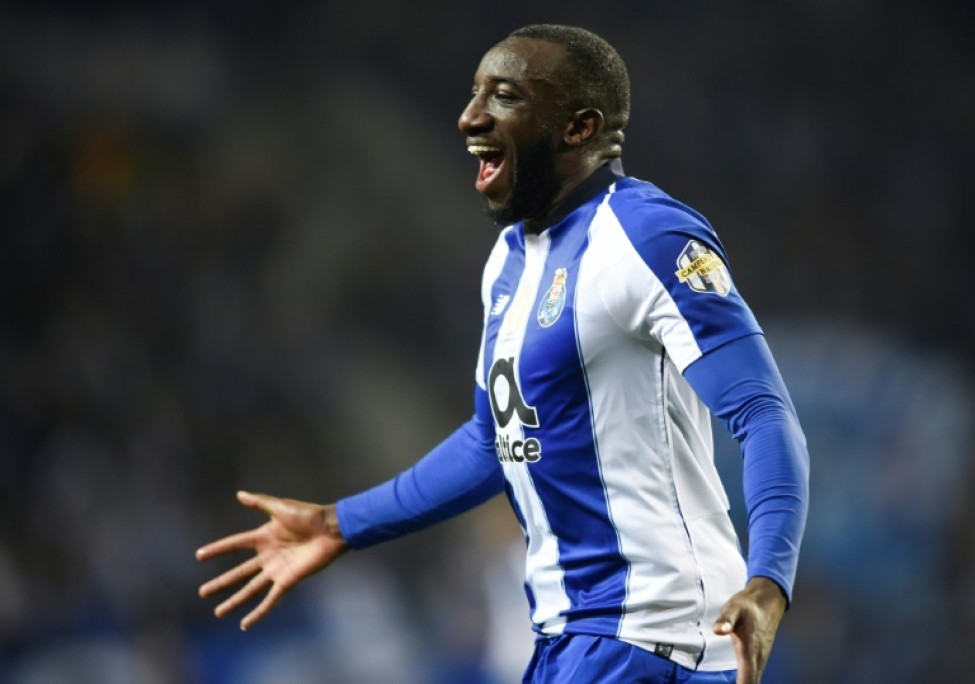 Moussa Marega has scored 18 goals in 40 matches so far this season for Porto