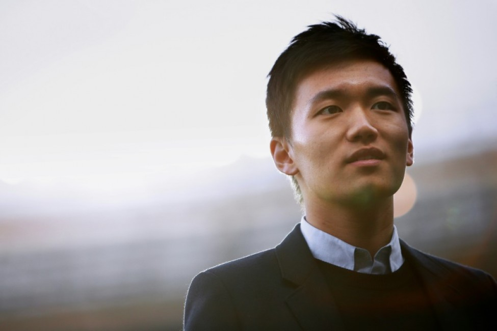 Inter Milan\'s Steven Zhang became the first Chinese board member of the European Club Assocation