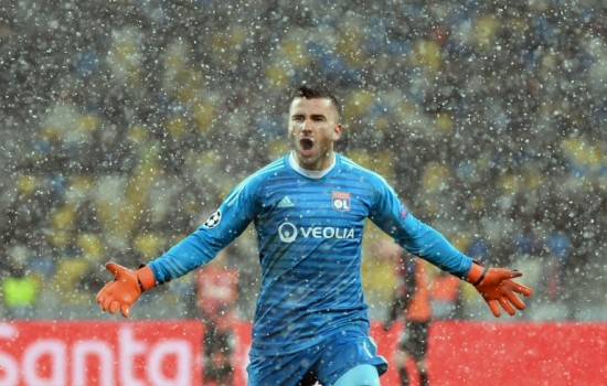 Lyon in winter wonderland after sealing Champions League last-16 berth