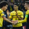 Belgium midfielder Axel Witsel has taken on a leadership role for Bundesliga leaders Borussia Dortmund this season