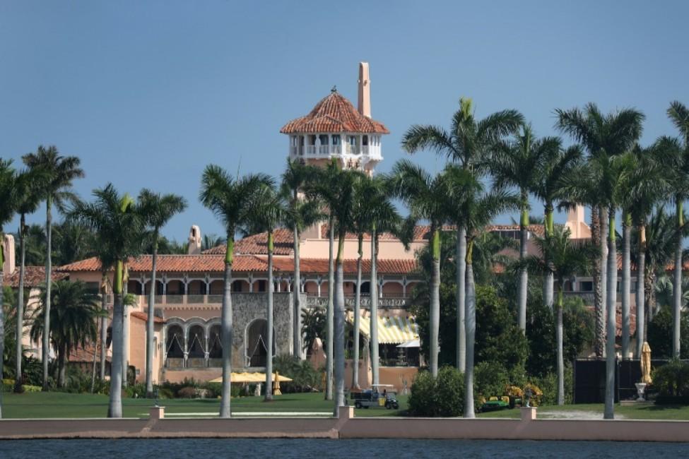 La résidence de Mar-a-Lago en Floride le 1er novembre 2019