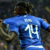 Ronaldo-inspired Kean says more records to come after first Italy goal