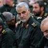 Le général Ghassem Soleimani, commandant de la force Qods des Gardiens de la révolution, l\'armée d\'élite de la République islamique, lors d\'une réunion à Téhéran, photo publiée le 18 septembre 2016.