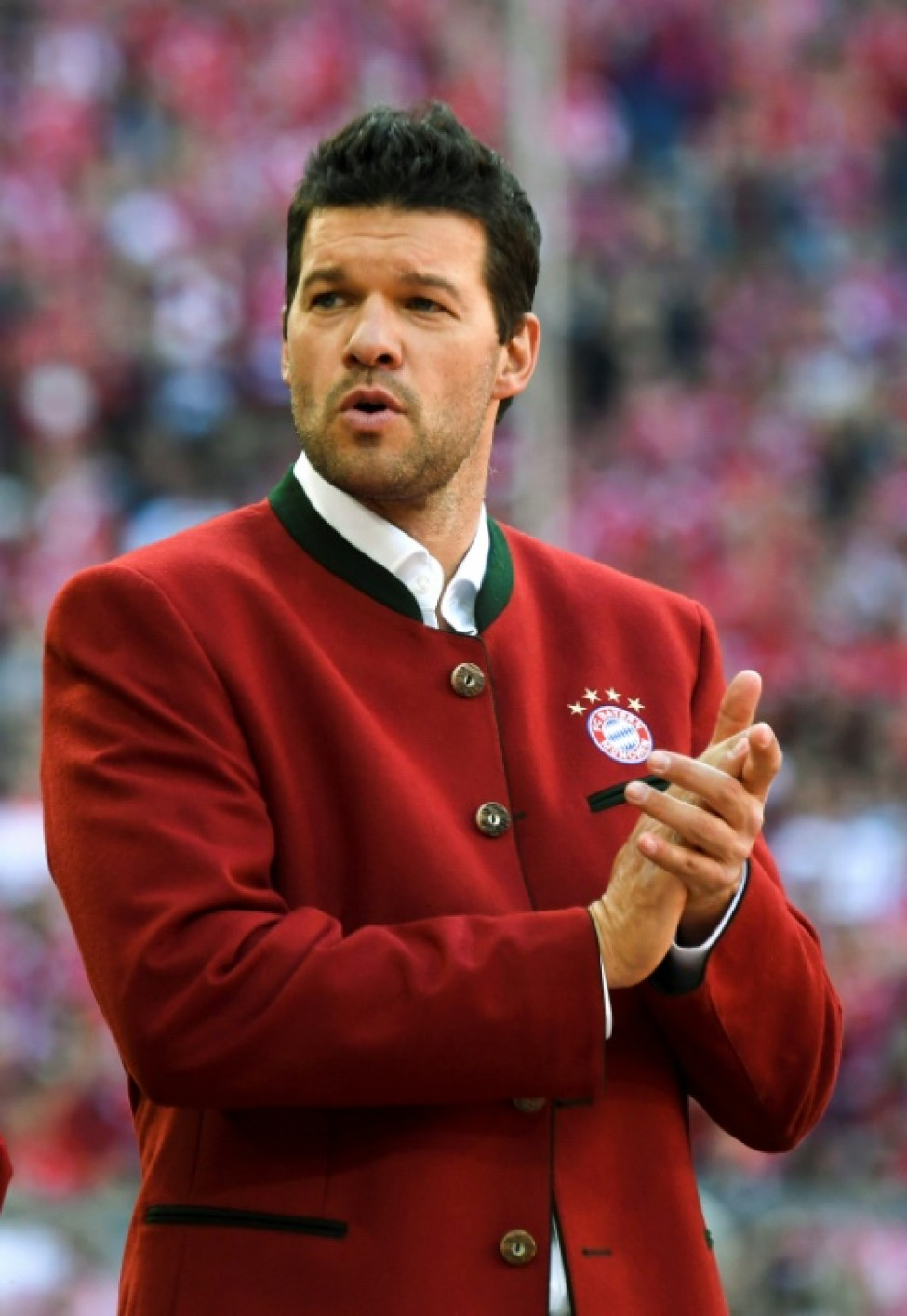 Former Bayern Munich captain Michael Ballack, 42, has been a sharp critic of Germany\'s head coach Joachim Loew since the pair had a public falling out in 2008, when Ballack accused Loew of not showing enough respect to senior national team players.
