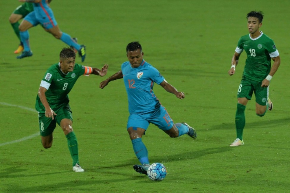India have improved to become one of the world\'s top 100 national football teams in the FIFA rankings.
