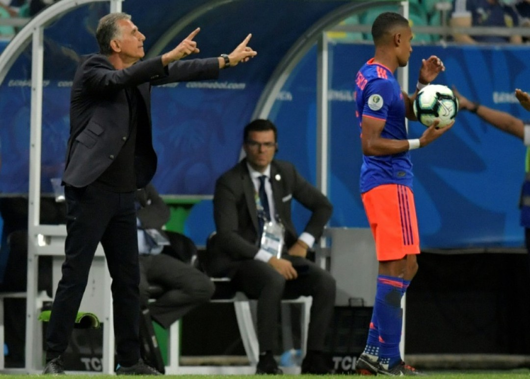Portuguese coach Carlos Queiroz has already made his mark on Colombia after just five matches in charge