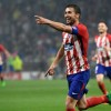 Veteran midfielder Gabi got Atletico\'s third goal against Marseille in Lyon