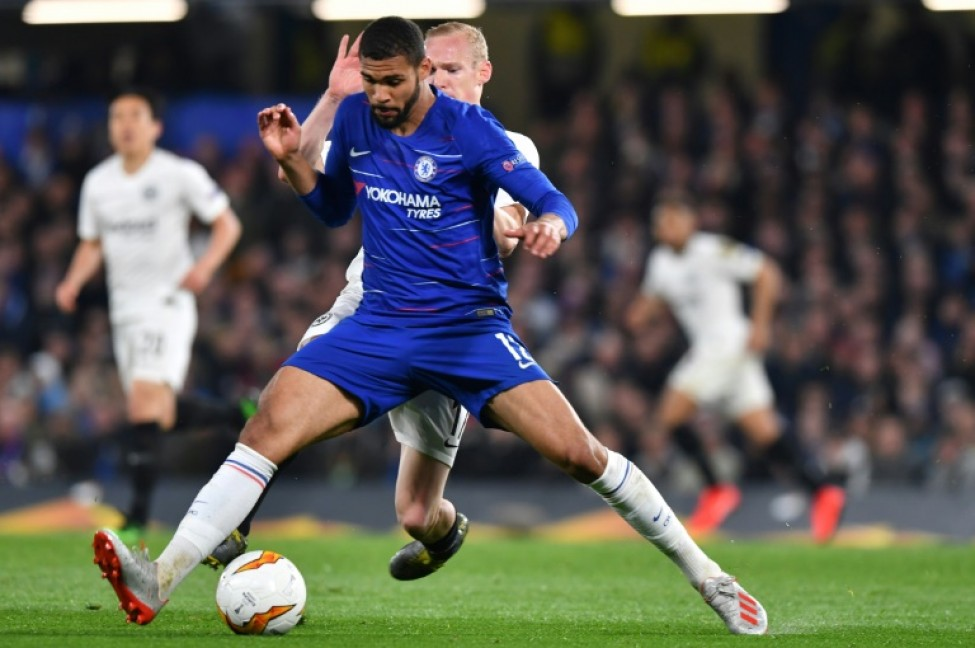 Chelsea midfielder Ruben Loftus-Cheek is working his way back to fitness after a series of injury woes