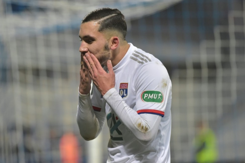 Lyon\'s 16-year-old forward Rayan Cherki might be the next big thing to emerge in French football