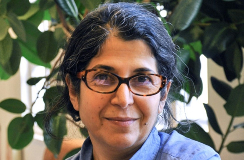 Photo datée de 2012 de la chercheuse et anthropologue franco-iranienne Fariba Adelkhah, transmise par Science Po
