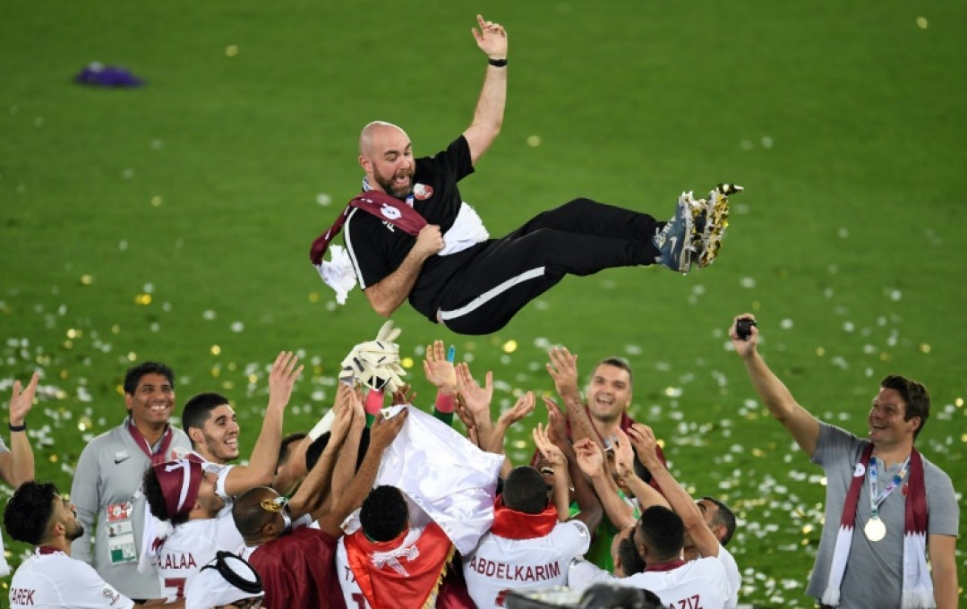 Newly-crowned Asian Cup winners Qatar could play friendlies against Brazil or Uruguay in June ahead of playing in the Copa America, the team\'s coach and officials said