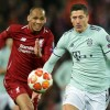 Robert Lewandowski couldn\'t escape Fabinho for long