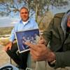 Les oncles de Rashida Tlaib disent espérer que la première Palestino-américaine a être élue au Congrès américain pourra freiner certaines décisions politiques pro-israéliennes du président Donald Trump. Photo prise le 8 novembre 2018 dans leur village de Beit Our al-Foqa en Cisjordanie occupée