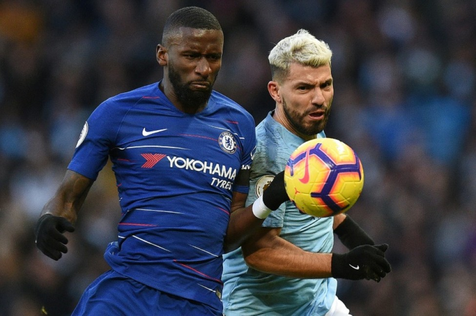 735b0ebb2 Chelsea\'s Antonio Rudiger has compared under-fire manager Maurizio Sarri  to a