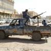 Des membres des forces fidèles au maréchal Khalifa Haftar à Sebha, ville du sud de la Libye, le 9 février 2019