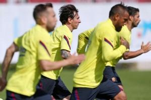 Messi looking forward eagerly to 'weird' La Liga restart