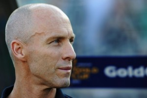 LA coach Bradley wins MLS coach of year for third time