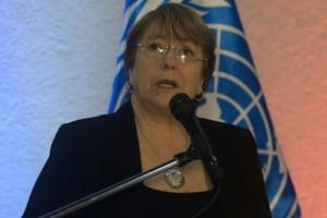 La cheffe de l'ONU pour les droits humains réclame le rapatriement des familles de l'EI
